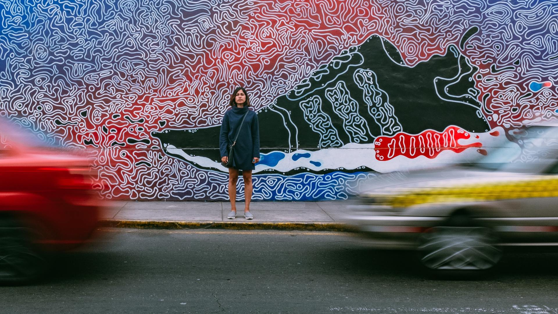 Benefits of mural advertising:  Getting your brand out there, loud and clear