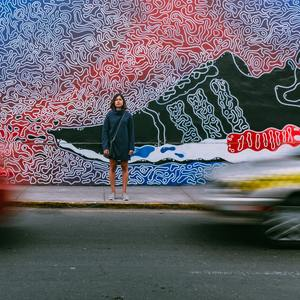 Graffiti Ad for Adidas